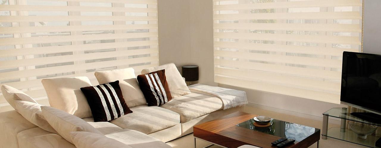 Sheer elegance persianas modernas df - Tipo de persianas ...